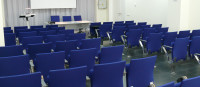 Parque Científico de Madrid - Sala de formación