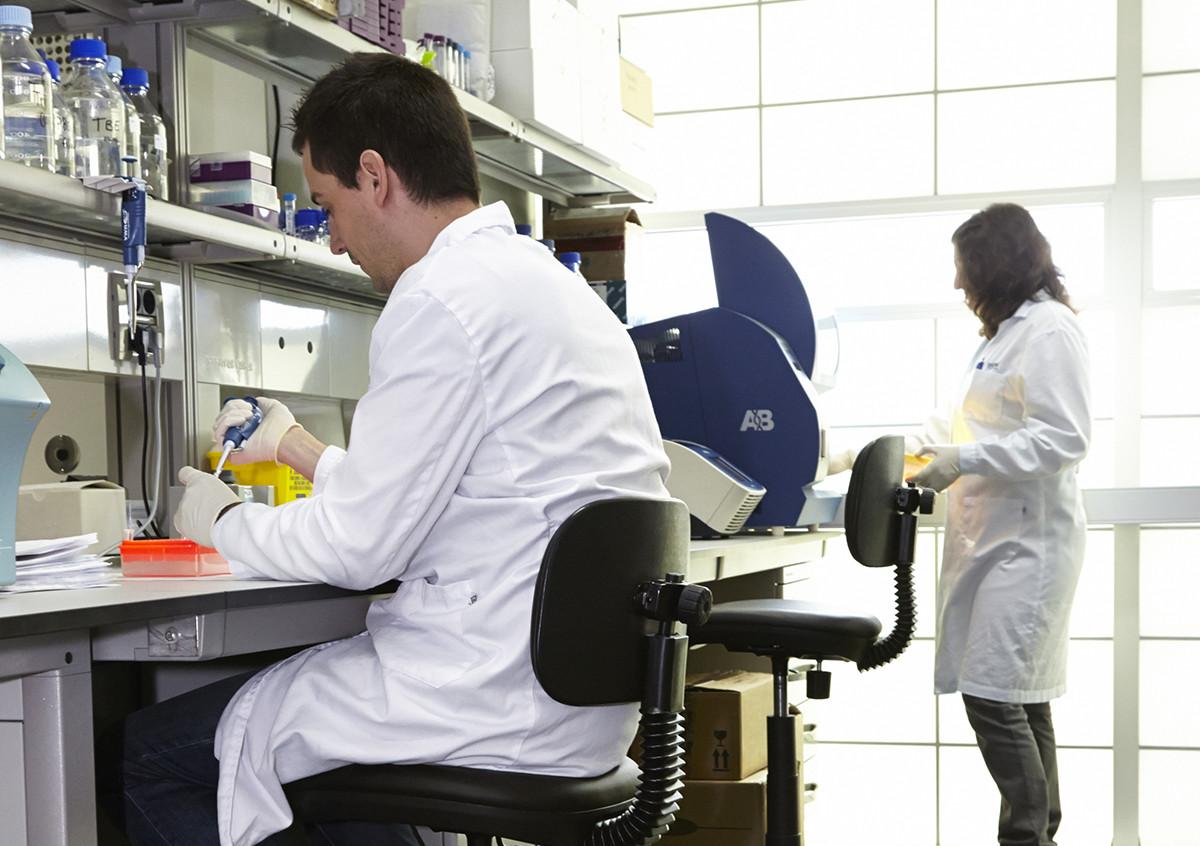 Parque Científico de Madrid - Laboratorio
