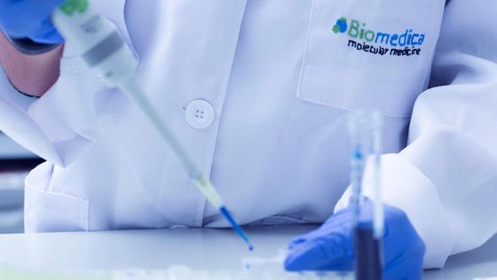 Biomedica Molecular Medicine investigacion