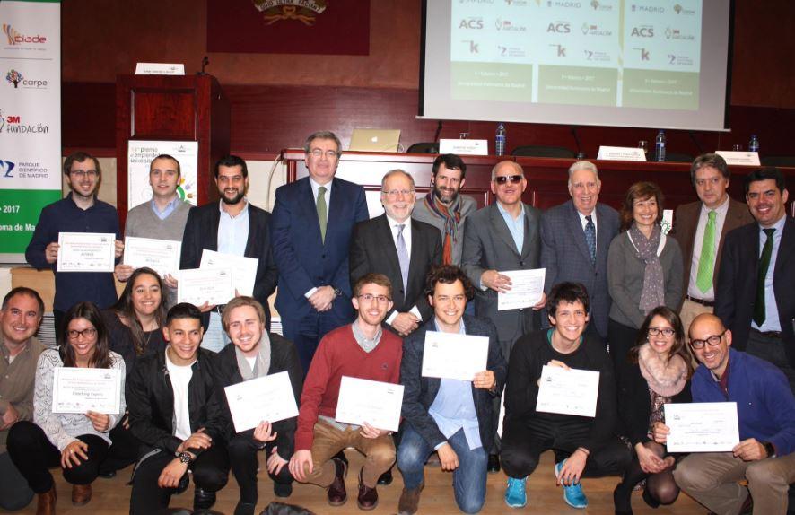 Premio al Emprendedor Universitario