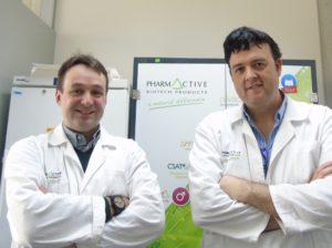 CEO y Director de I+D+i de Pharmactive