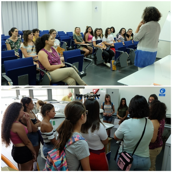 Visita fpcm Planeta Ciencias Tenerife I