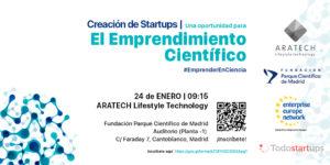 banner_Jornada emprendimiento Aratech