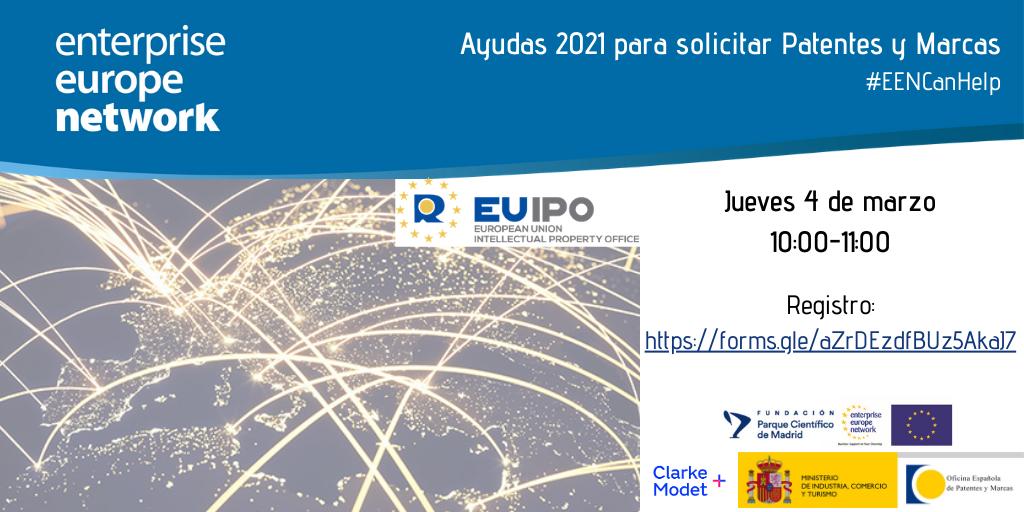 Ayudas 2021 Patentes y Marcas