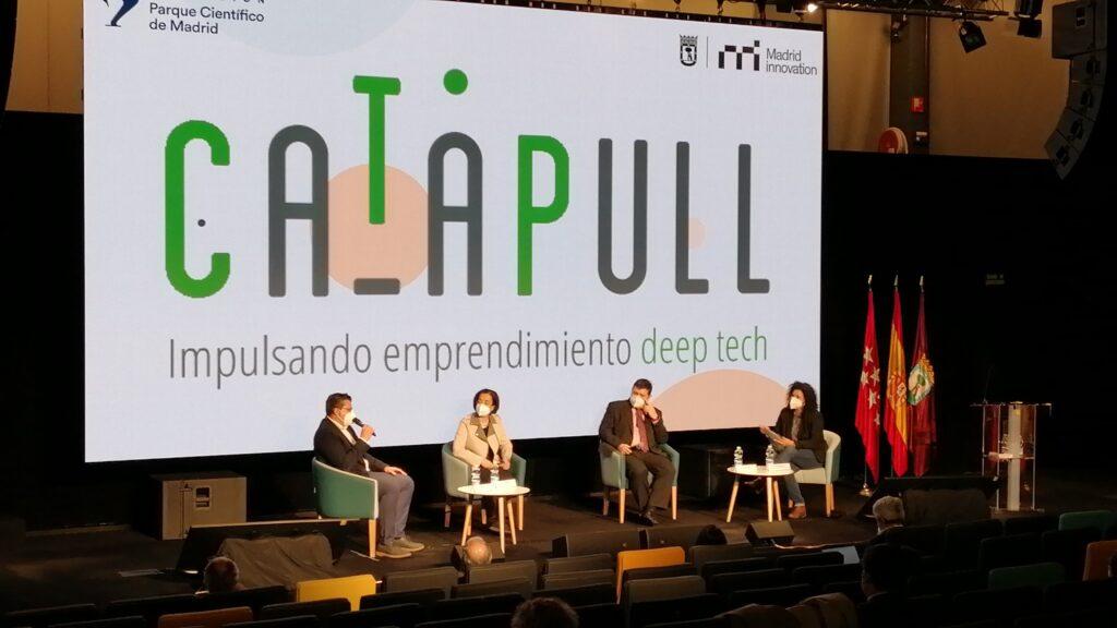 Lanzamiento del programa CaTaPull Madrid