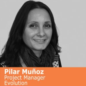 Pilar Muñoz, de Evolution Euro