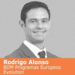 Rodrigo Alonso, de Evolution Euro