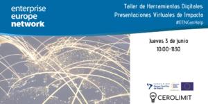 Portada del Taller Presentaciones Virtuales de Impacto