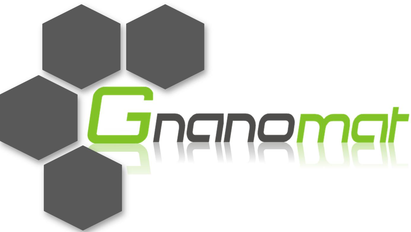 Logo de Gnanomat S.L. en alta resolución